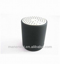 Excellent voice cylinder shaped fashionable wireless bluetooth speaker portable, mini speaker