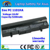 Compatible 6cells laptop battery for Asus Eee PC 1101HA 1105HA 1001PXD 1005PX