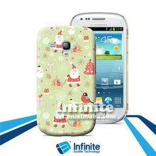 For Samsung Galaxy S3 mini Dirt-resistant custom hard phone cases