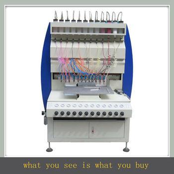coloful silicone U disk case making machine