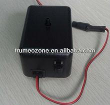 AC 12V ozone machine air pump with input voltage 220v 110v