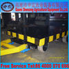 4 axle low bed trailer heavy duty trailer equipment trailer