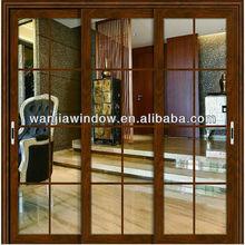 FOSHAN Wanjia sliding gate wrought iron