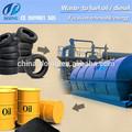 Xinxiang fazendo 10t padrão europeu sucata/resíduos plásticos/pneu de óleo da fornalha máquina fornecedor com correndo grande demonstração de fábrica