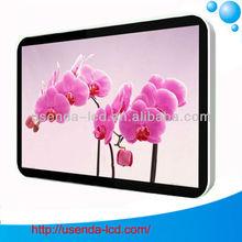 42 55 65 inch HD Wifi magic mirror advertising display