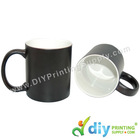 Magic Mug (Glossy) (Black)