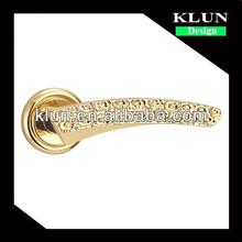 decorative door pull handle for interior door ,brass door knob 111-575