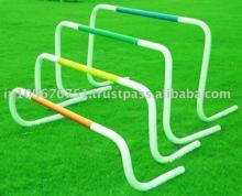 Bounce back agility hurdles