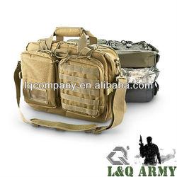 Military Brief Laptop Computer Case