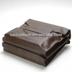 solid album bag leather album wedding bag