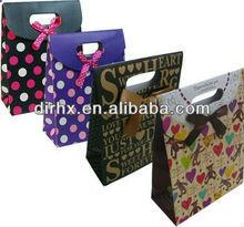 2013-latest fashion gift paper handbag