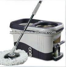 2013 New Design Foot Pedal Three-driver Wonder Mop, High Quality Magic Mop,Mop,Spin Mop tv shopping best seller