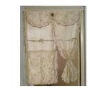 2013 newest modern minimalist lace curtains fabric