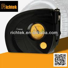 China low price air compressor,12v/car mini tire air compressor from Dongguan Richtek(RCP-B160)
