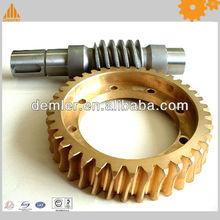 gearbox worm gear
