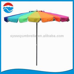 240CMX10K fiber glass ribs with tilt uv umbrella