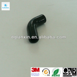 Silicone rubber pipe joint
