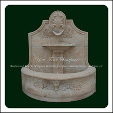 Factory marble wall fountain
