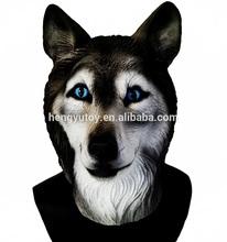 2015 la más alta venta de animales de látex máscara de lobo