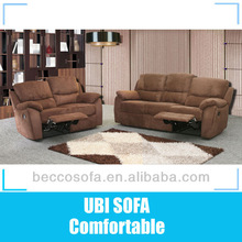 hot selling leather recliner sofa set