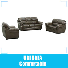 Classic leather Sofa Set 3+2 Sofa
