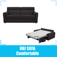 Promotion leather folding sofa bed MY-B214