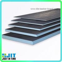 Composite styrofoam wall floor panel