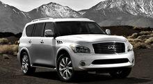 2014 New Car INFINITI QX56