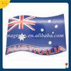 Special design Australia flag printing PVC fridge magnet
