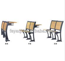 High quality aluminium student desk(YA-011A)