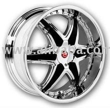 wheel chrome 24 inchee