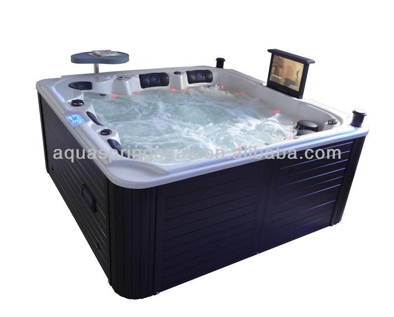 Luxury Hot Tub Spa Pool For 5 Person Buy Hot Tub Spa