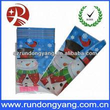 Brand new design christmas candy plastic bag