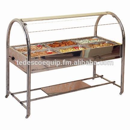 Buffet Self Service ( térmica / refrigerado / salada ) / banho maria
