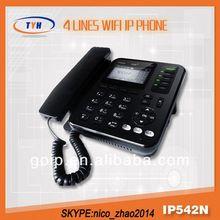 Voice Sound Box Wifi SIP desk Phone