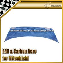 For Mitsubishi Lancer Evolution 1 2 3 OEM Carbon Fiber Trunk Boot Lid Tailgate