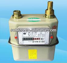 Domestico a membrana meccanica contatore del gas gpl(g 1. 6/2. 5/4)