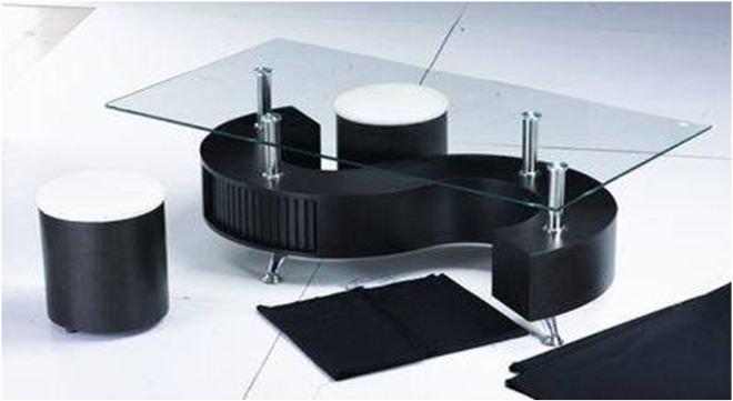 Intérieur Déco De Basse En Table Forme S 8nOP0kw