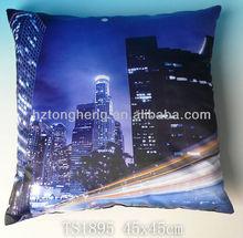 Wholesale Throw Pillow Modern City Design
