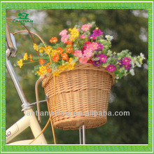 wicker bicycle basket/wholesale wicker basket