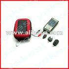 Mobile solar camera charger bag