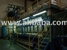 Used Diesel Power Plant 1x Wartsila 9L46 HFO Engine 7.8 MW 500 rpm. 50 Hz.