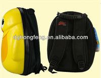 Portable abs school backpack bag