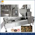 Comercial y de acero inoxidable automático de la máquina donut/donut que hace la máquina