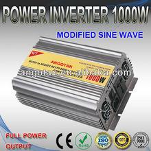 Modifed Sine Wave 1000W DC-AC Car Power Inverter