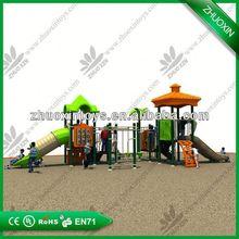 Children outdoor slide,outdoor playground rubber tiles
