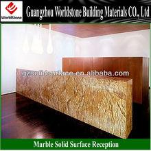 salon reception desk made in Guangzhou