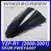 For YAMAHA yzf R1 2001 scooter windscreen FWSYA007