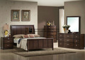 Contemporânea mobília do set com madeira sólida construção