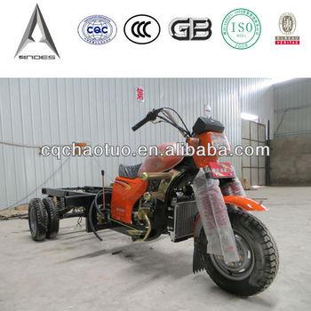 Chongqing Motorcycle Tricycle Cargo Bike